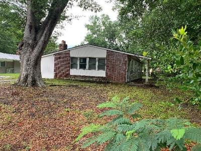 Charleston Single Family Home For Sale: 2124 Barbour Drive