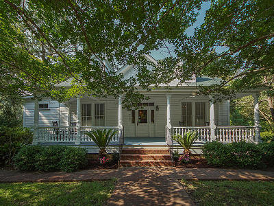Summerville Single Family Home For Sale: 518 W 2nd South Street