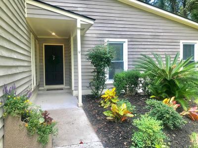 Mount Pleasant Single Family Home For Sale: 1139 Plantation Lane