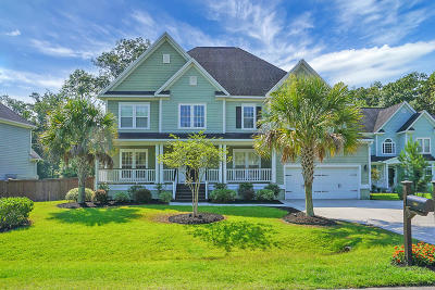 Single Family Home For Sale: 1425 Teaberry Path