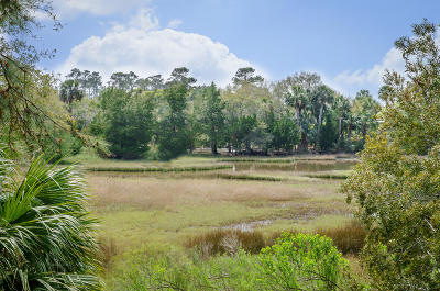 Seabrook Island SC Single Family Home For Sale: $1,295,000