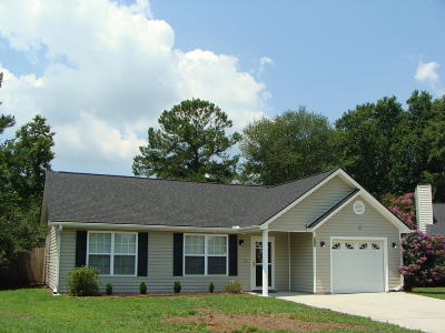 Ladson Single Family Home For Sale: 3295 Rachael Circle