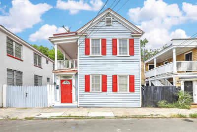 Charleston Single Family Home For Sale: 46 South Street