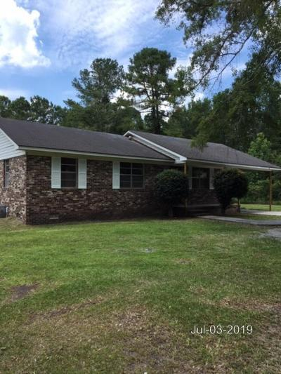 Walterboro Single Family Home Contingent: 408 Cleveland Street