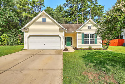 North Charleston Single Family Home Contingent: 2626 Spivey Court
