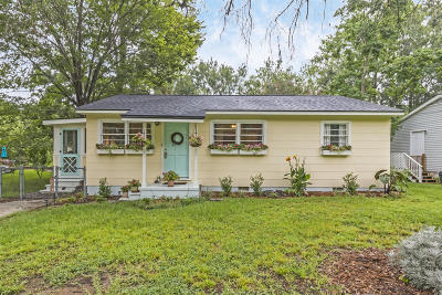 Single Family Home For Sale: 5808 Canterbury Drive