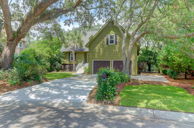 Mount Pleasant Single Family Home For Sale: 1486 Greenshade Way