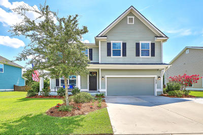 Hanahan Single Family Home Contingent: 1307 Raven Road