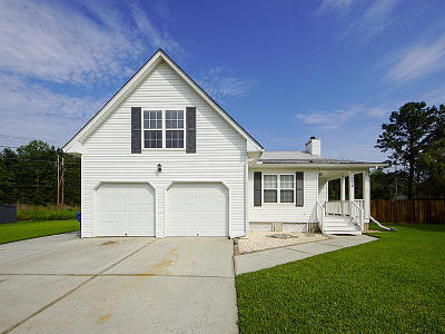 Goose Creek Single Family Home Contingent: 108 Dartmouth Court