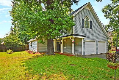 North Charleston Single Family Home Contingent: 111 River Oak Lane