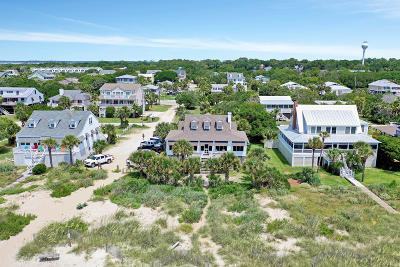 Edisto Beach SC Single Family Home For Sale: $1,339,999