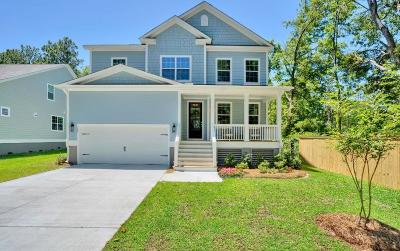 Mount Pleasant Single Family Home For Sale: 2613 Larch Lane