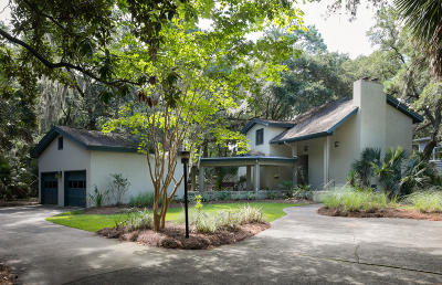 Single Family Home For Sale: 2479 Seabrook Island Road
