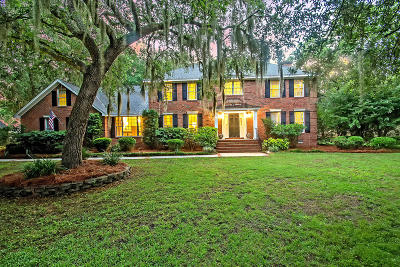 Mount Pleasant Single Family Home For Sale: 2114 Bearing Court