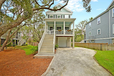 Charleston County Single Family Home For Sale: 1442 Eutaw Battalion Drive