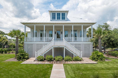 Sullivans Island SC Single Family Home For Sale: $3,275,000