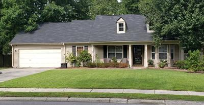 Goose Creek Single Family Home Contingent: 108 Windsor Mill Road