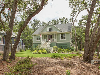 Johns Island Single Family Home For Sale: 2970 Maritime Forest Drive