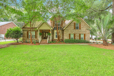 Stono Ferry, Stono Plantation Single Family Home For Sale: 5205 Forest Oaks Drive