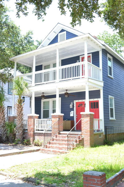 Charleston Multi Family Home For Sale: 306 Congress Street