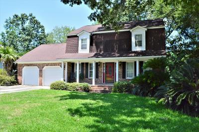 Hanahan Single Family Home For Sale: 31 N Basilica Avenue