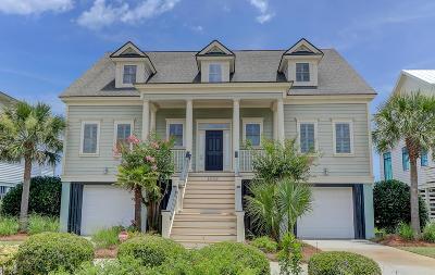 Mount Pleasant Single Family Home For Sale: 1259 Sareda Circle