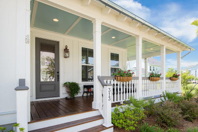 Summerville Single Family Home For Sale: 313 Greenhouse Row