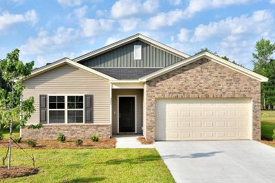Single Family Home For Sale: 134 Clydesdale Circle