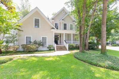 Single Family Home For Sale: 1300 Parkton Road