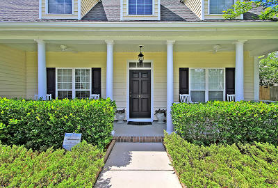 Ladson Single Family Home Contingent: 203 Equinox Circle