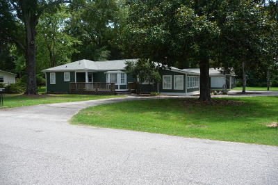 Berkeley County, Charleston County, Dorchester County Single Family Home For Sale: 525 Horne Street