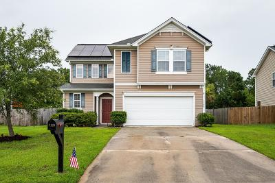 Hanahan Single Family Home Contingent: 7125 Sweetgrass Boulevard