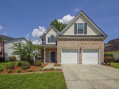Goose Creek Single Family Home Contingent: 104 Preston Court