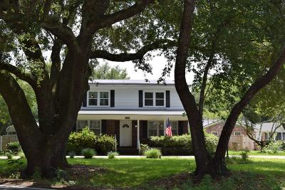Charleston Single Family Home For Sale: 1205 W Capers Road
