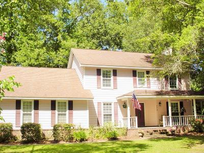 North Charleston Single Family Home For Sale: 172 Botany Bay Boulevard