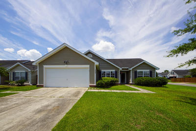 Berkeley County, Charleston County, Dorchester County Single Family Home For Sale: 7224 Sweetgrass Boulevard