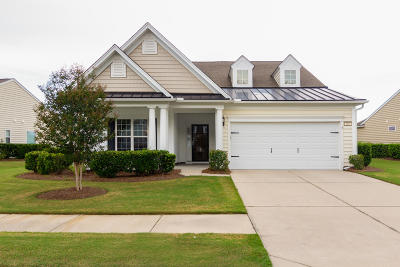 Summerville Single Family Home For Sale: 516 Tranquil Waters Way