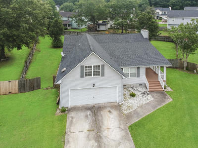 North Charleston Single Family Home Contingent: 3712 Gaines Mill Drive