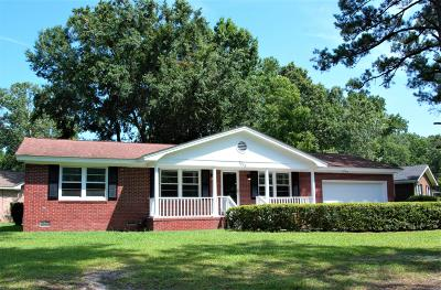 Berkeley County, Charleston County, Dorchester County Single Family Home For Sale: 2058 Bishop Drive