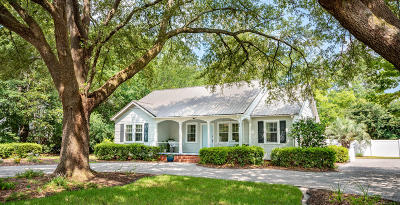 Walterboro Single Family Home Contingent: 402 Thompson Street