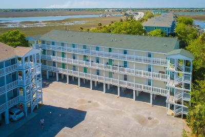 Folly Beach Attached For Sale: 2262 Folly Road #1-M