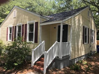 North Charleston Single Family Home For Sale: 2342 Bailey Drive