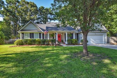North Charleston Single Family Home Contingent: 5378 Westchester Place