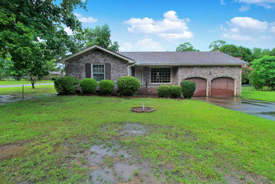 Berkeley County, Charleston County, Dorchester County Single Family Home For Sale: 112 Saint James Boulevard