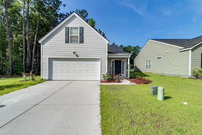Berkeley County, Charleston County, Dorchester County Single Family Home For Sale: 106 Runnels Cove