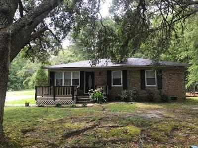 Summerville Single Family Home Contingent: 175 W Smith Street