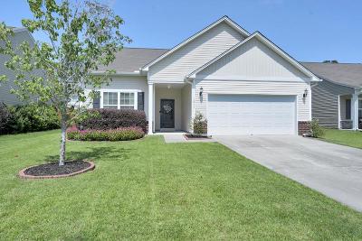 Carolina Bay Single Family Home Contingent: 1817 Ground Pine Drive