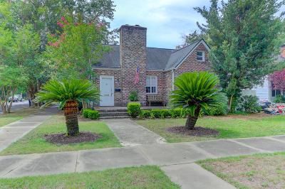 Charleston Single Family Home For Sale: 219 Gordon Street