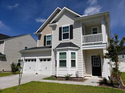 Moncks Corner Single Family Home For Sale: 129 Blackwater Way