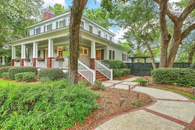 Charleston Single Family Home For Sale: 58 Dalton Street